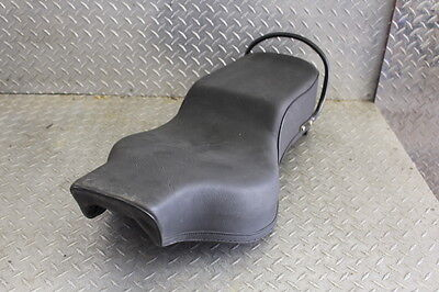 1998 ROYAL ENFIELD BULLET 500 FRONT REAR SEAT SADDLE