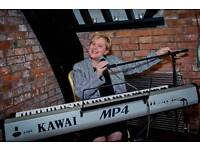Teri Holland Events pianist & singer, inc: Weddings Ceremony /reception, Corporate & Private