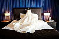 Maggie Sottero Couture Wedding dress - size 6 / size 8