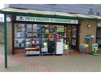 PET AND HARDWARE RETAILER BUSINESS REF 147905