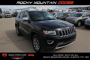 2014 Jeep Grand Cherokee Limited 4X4 / 3.6L V6 / Remote Start