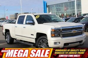 2015 Chevrolet Silverado 1500 High Country| Sun| Nav| H/C Leath|