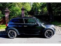13 PLATE MINI PACEMAN 1.6 COOPER D DIESEL ALL4 1 OWN 39,338 MILES LEATHER CHILI