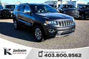 2016 Jeep Grand Cherokee Limited - Satellite Radio, Power Seats