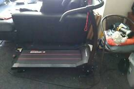 Treadmill in very good condition hardly used