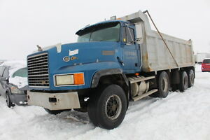 1996 Mack CL713 tri-axle dump truck - priced to sell quick