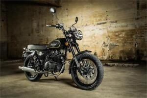 SALE! CCW Cleveland Cyclewerks Road Motorcycle ACE Deluxe 250cc