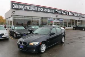 2009 BMW 3 Series 323i HEATED SEATS NO ACCIDENTS ONTARIO VEHICLE