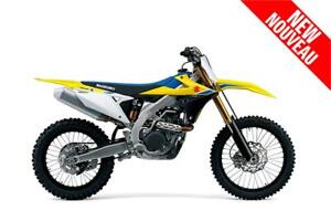 2018 Suzuki RM-Z450-Factory Order- No Payments For 1 Year**