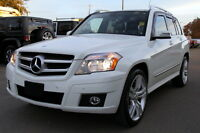 2011 Mercedes-Benz GLK350/4 MATIC/LEATHER/SUNROOF