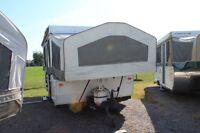 2012 Forest River Rockwood Tent Trailer
