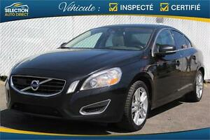 Volvo S60 4dr AWD Sdn T6 2012