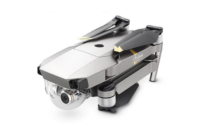 DJI Mavic Pro Platinum (DJI REFURBISHED)
