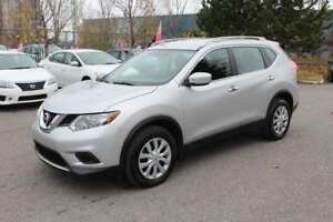 2014 Nissan Rogue S AWD(4X4) RETOUR DE LOCATION+UN PROPRIETAIRE