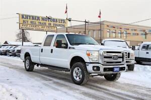 2012 Ford F-250 4DR 8FT 4X4 6.2L GAS|Bk-up Cam|Certified|2 Year