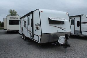 2014 K-Z Spree Escape Travel Trailer