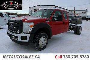 2014 Ford Super Duty F-550 XL 4X4