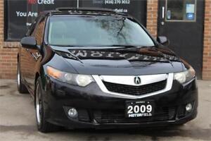 2009 Acura TSX Premium Pkg *NO ACCIDENTS, LEATHER, SUNROOF*