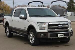 2016 Ford F-150 4x4 King Ranch