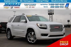 2016 GMC Acadia Denali*REMOTE START,HEATED SEATS*