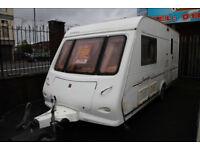 Elddis Sunseeker 482 2005 2 Berth Caravan £4900