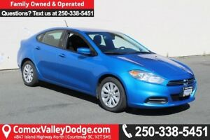 2015 Dodge Dart Aero FUEL EFFICIENT, ONE OWNER, KEYLESS ENTRY...