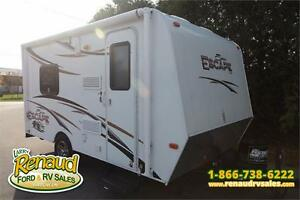 Used 2013 KZ Spree Escape 17 Toy Hauler