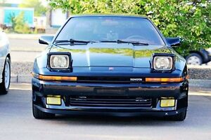 88 Toyota Supra Turbo **Mint Condition!**