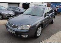 LHD 2004 Ford Mondeo 2.0 TDCI 5 Door SPANISH REGISTERED