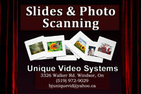 Photos & Slides Scanning