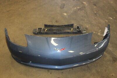 10-13 Chevy Corvette Base Front Bumper Assembly OEM LKQ