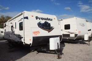 2013 Fleetwood Prowler Travel Trailer