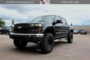 2006 Chevrolet Colorado LT1 Crew Cab 4WD MUST BE SEEN!!