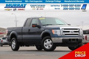 2013 Ford F-150 XLT 4WD*TRAILER TOW PKG,REMOTE START*