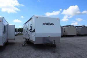 2008 K-Z Sportsmen Travel Trailer