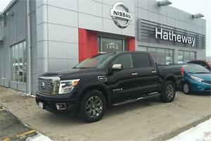 2017 Nissan Titan Platinum Reserve ***SAVE UP TO 17,430$$$***