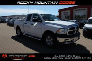 2017 Ram 1500 SXT Quad Cab 4x4 * Back-Up Camera