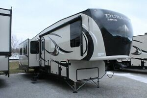 2017 K-Z Durango Fifth Wheel