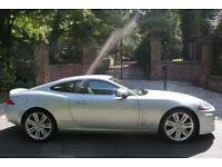 59 PLATE JAGUAR XKR 5.0 SUPERCHARGED FJSH 46,287 MILES BOWER WILKINS STUNNING
