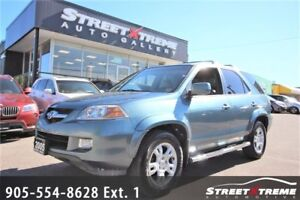 2005 Acura MDX w/Tech Pkg |Sunroof|Nav|Bluetooth|All Wheel Drive