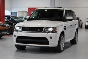 Land Rover Range Rover Sport HSE 4D Utility 2011
