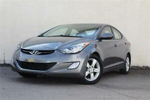 2013 HYUNDAI ELANTRA| BLUETOOTH| SUNROOF| CERTIFIED