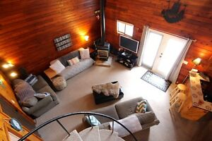 CANDLE LAKE Cabin Rental