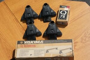 Yakima Q-Towers and Q-Clips