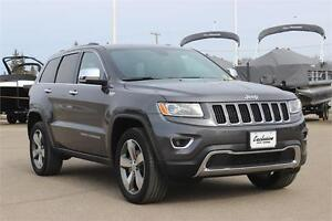 2016 Jeep Grand Cherokee Ltd AWD