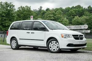 2014 Dodge Grand Caravan SE/ Car  Loans for Any Credit