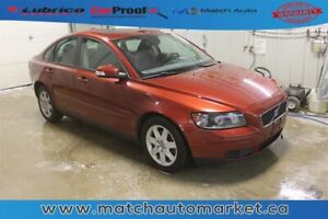 *Safetied* 2007 Volvo S40 *Heated Seats* *Leather* *Sunroof*