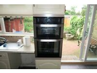 Belling BI90G 60 cm Dual Gas Oven and Electric Grill (Built-in)