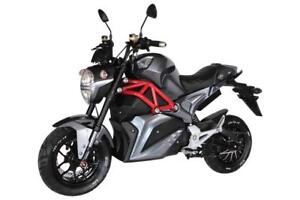 T4b Electric Bike Scooter Motorcycle 500W+ 72V25AH No DL Needed