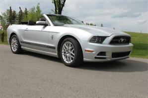 2014 Ford Mustang Premium V6 Auto Convertible Financing-Trades
